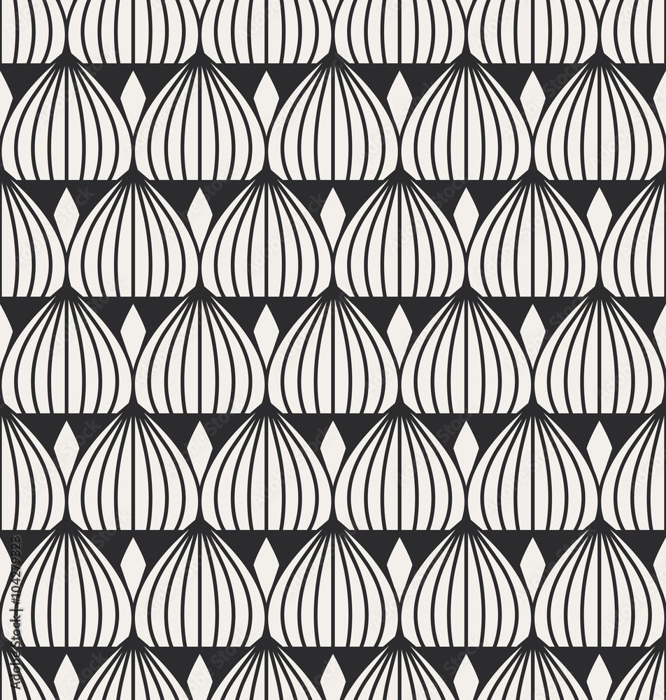 Tapeta seamless geometric pattern