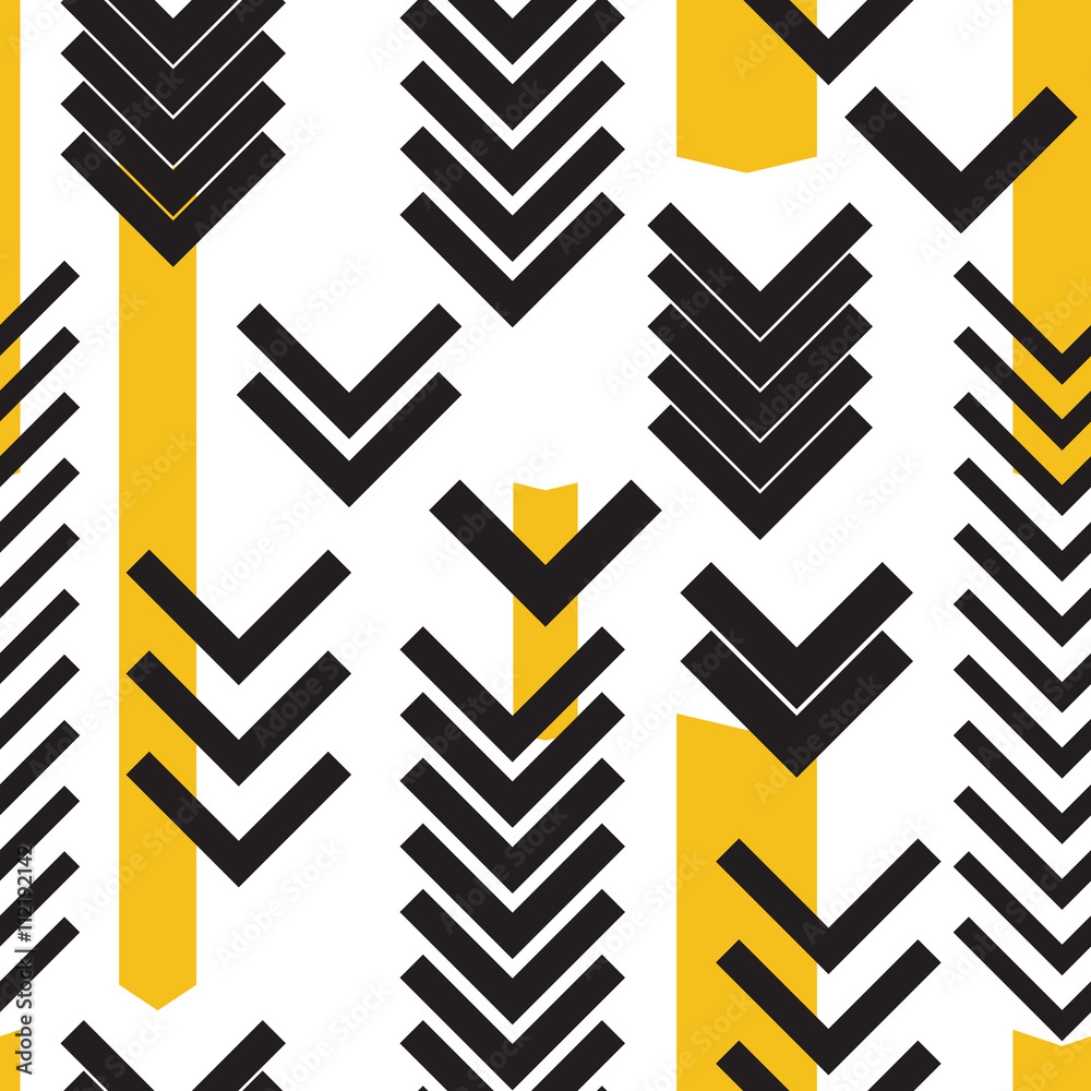 Tapeta geometry seamless pattern