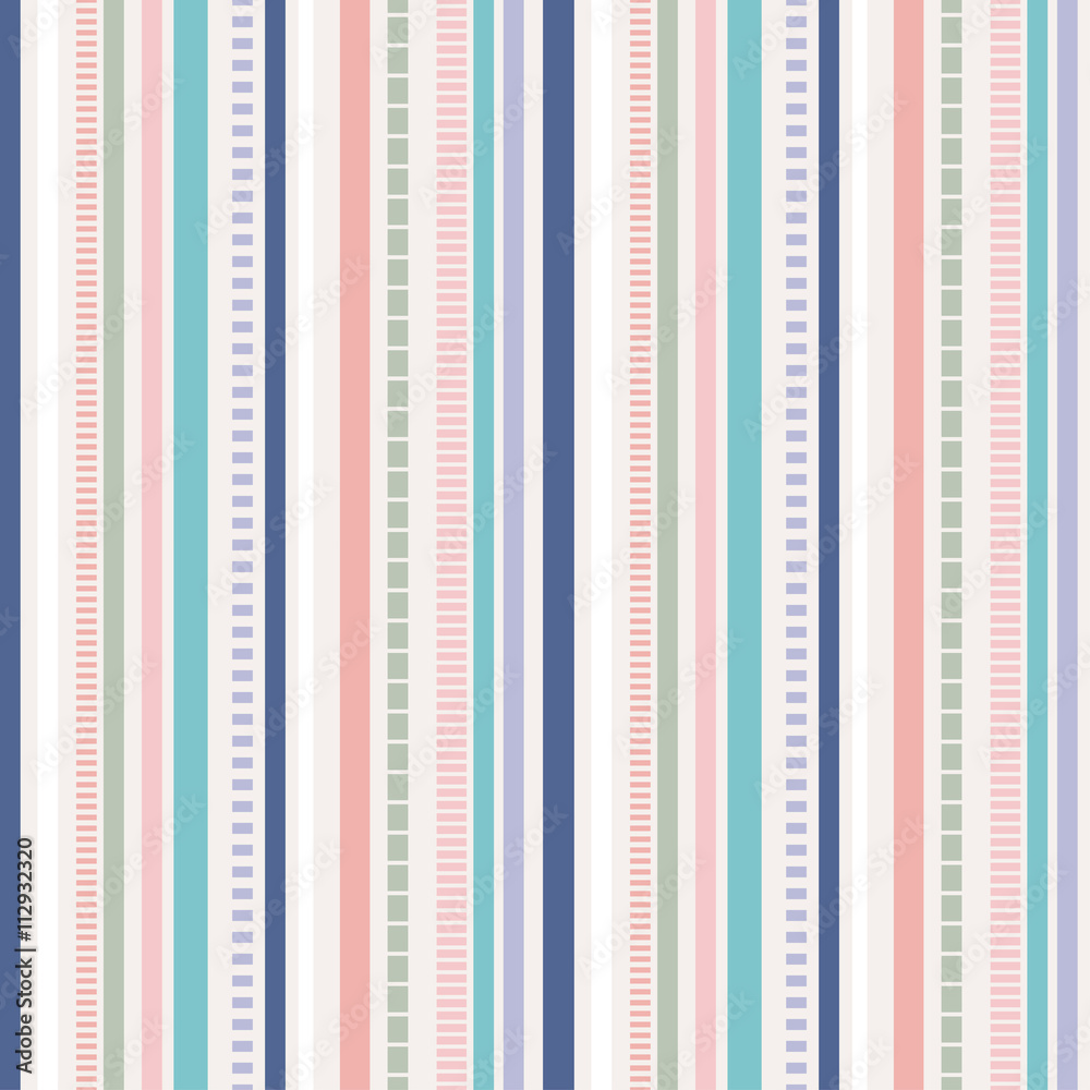 Tapeta Stripes Seamless pattern;