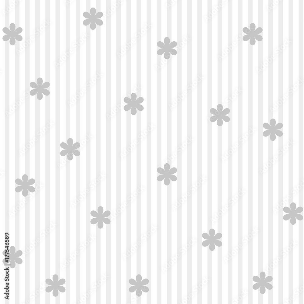 Tapeta Pattern stripe white colors
