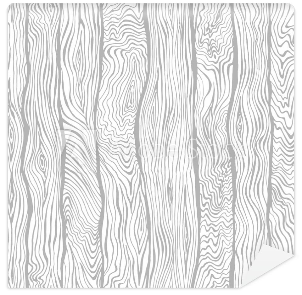 Tapeta wood seamless pattern