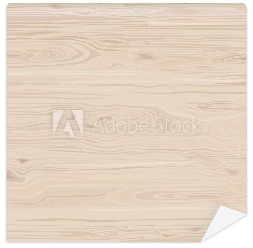 Tapeta Light wood texture. Template