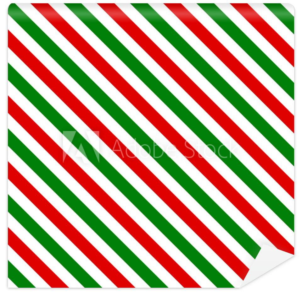 Tapeta Red and green Christmas