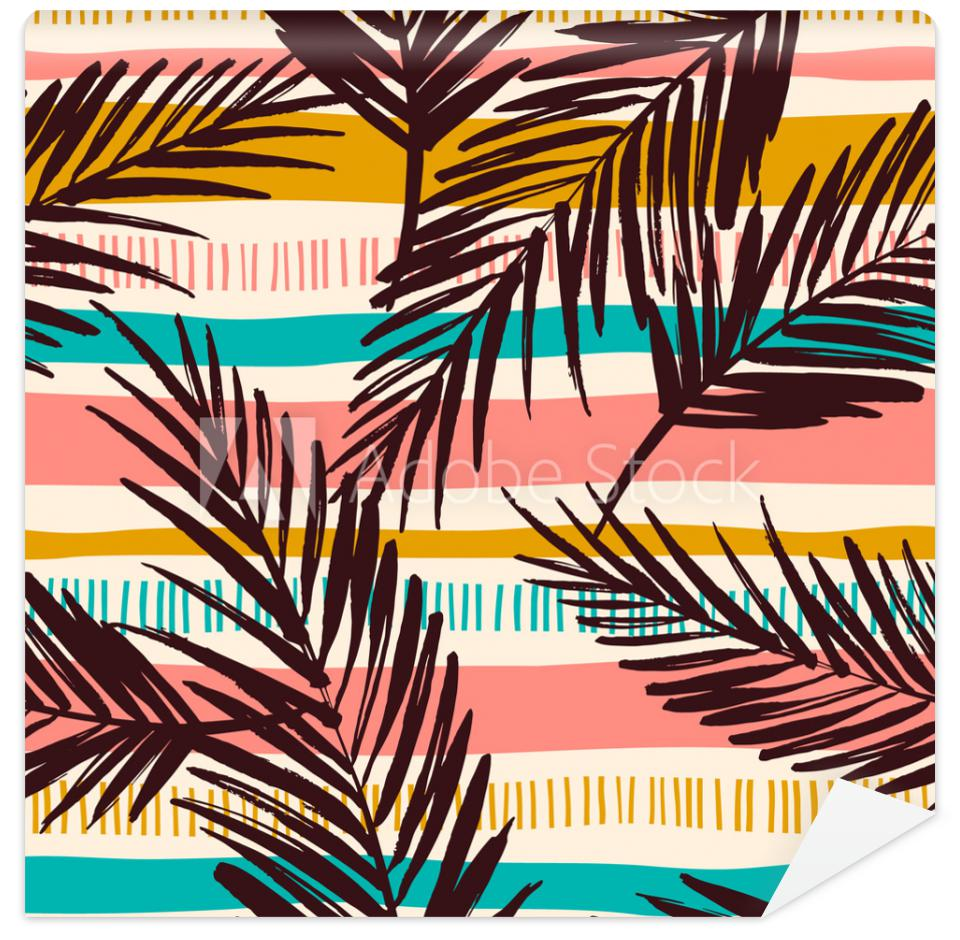 Tapeta Abstract seamless pattern with