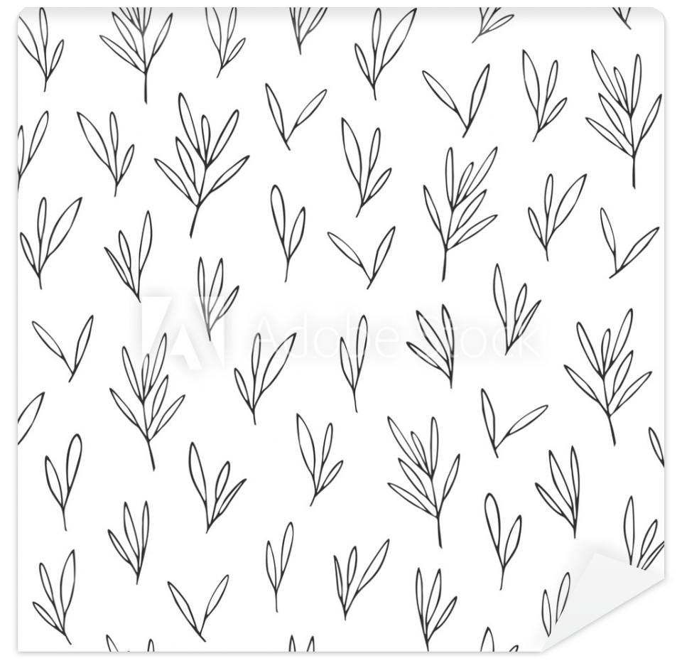 Tapeta Vector seamless pattern in
