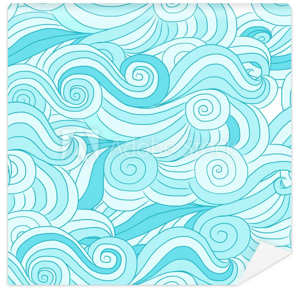 Tapeta Abstract wave pattern for your