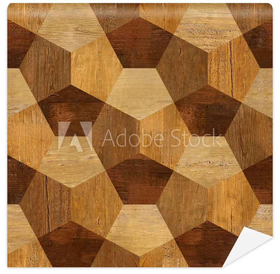 Tapeta Abstract paneling pattern -
